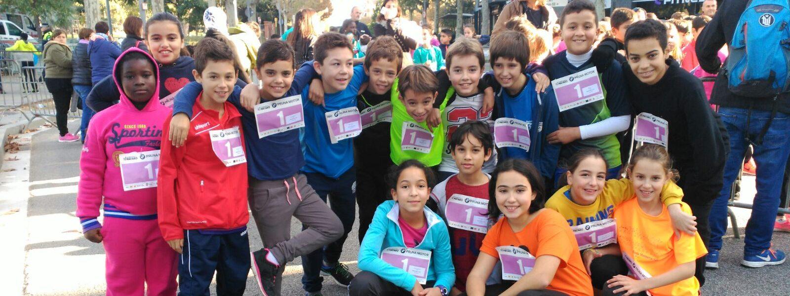 Marató escolar 2016