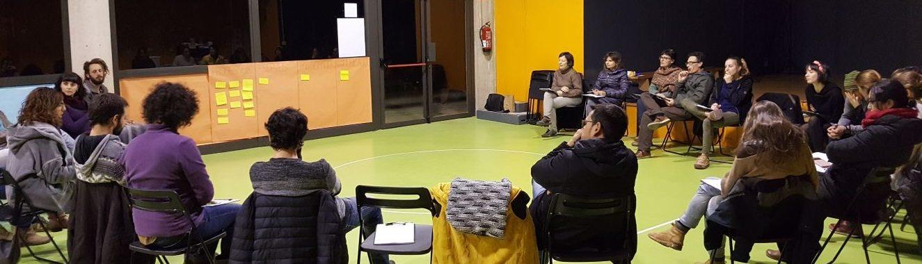 Crònica: trobada participativa